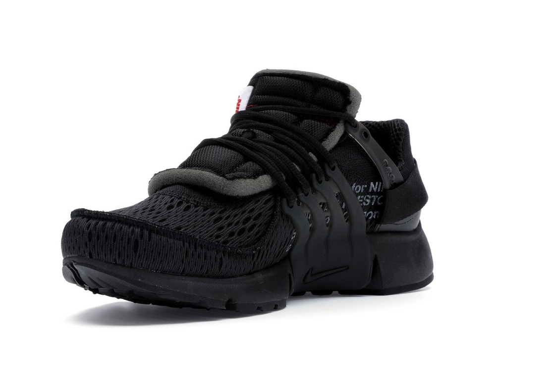 huge discount 854ed 8897b Air Presto Off-White Black (2018) - AA3830-002