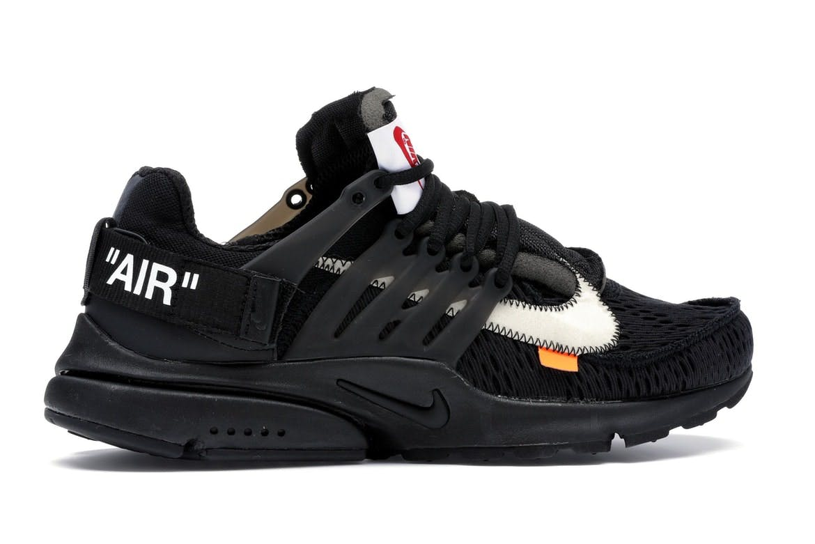 Lewis Auto Sales >> Air Presto Off-White Black (2018) - AA3830-002
