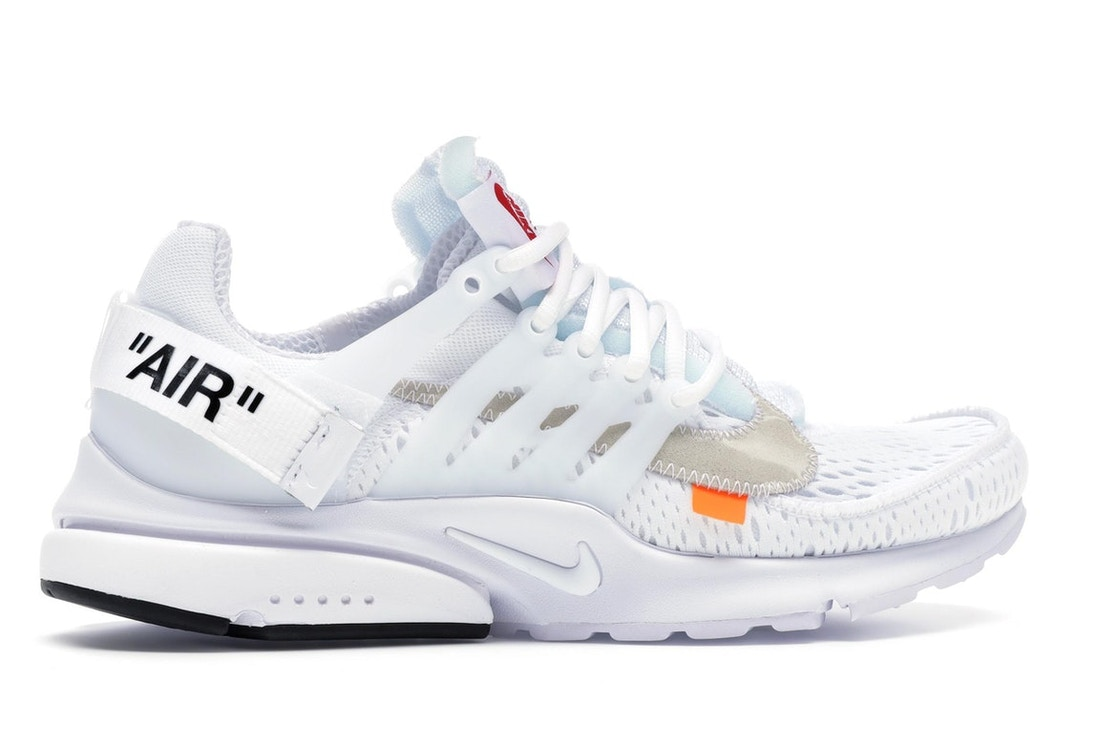 new style 4dc0b 58d63 Off White x Nike Air Presto The Ten White Style Code  AA3830-100. Release  Date  08 03 2018