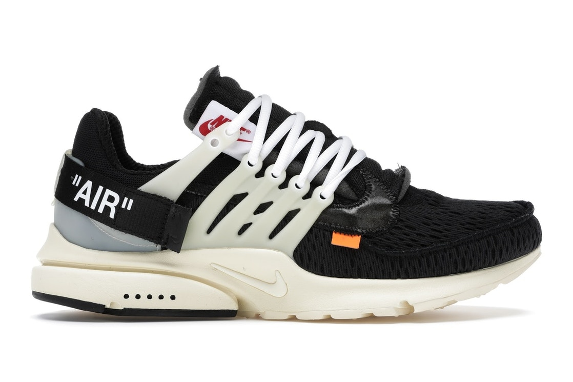 Nike Air Presto Off White Aa3830 001