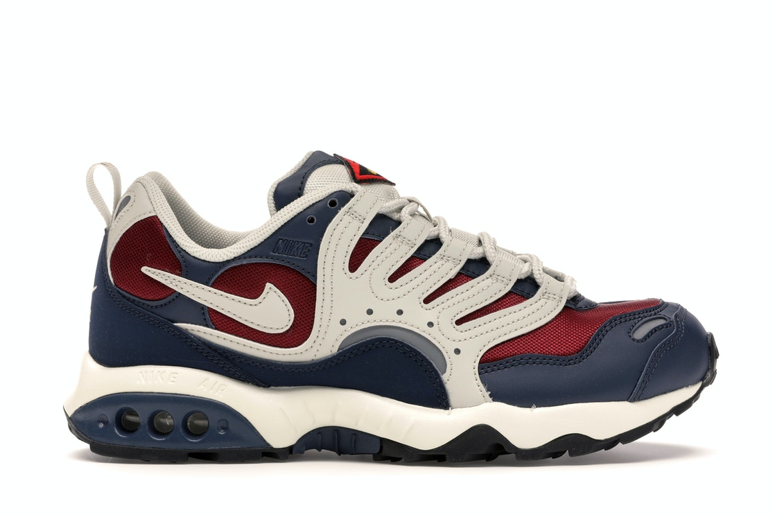 casual shoes exclusive range official store Nike Air Terra Humara 18 Thunder Blue Team Red - AO1545-400