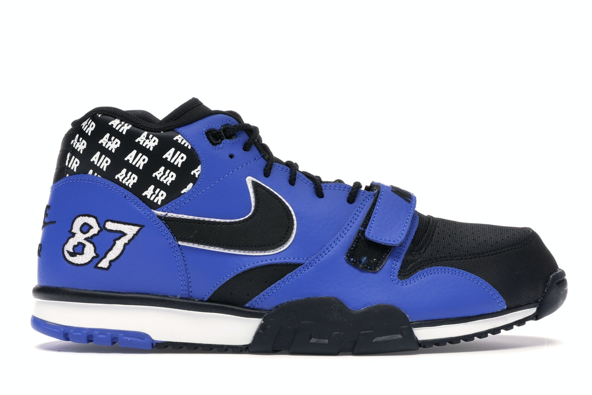 Trainer Soa Air Cobalt 1 Black White Hyper Mid vm8wO0nN