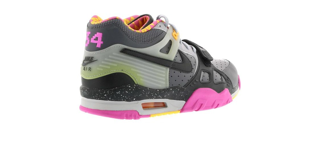 buy popular 999c9 ad987 Air Trainer III Bo Knows Horse Racing - 682933-001
