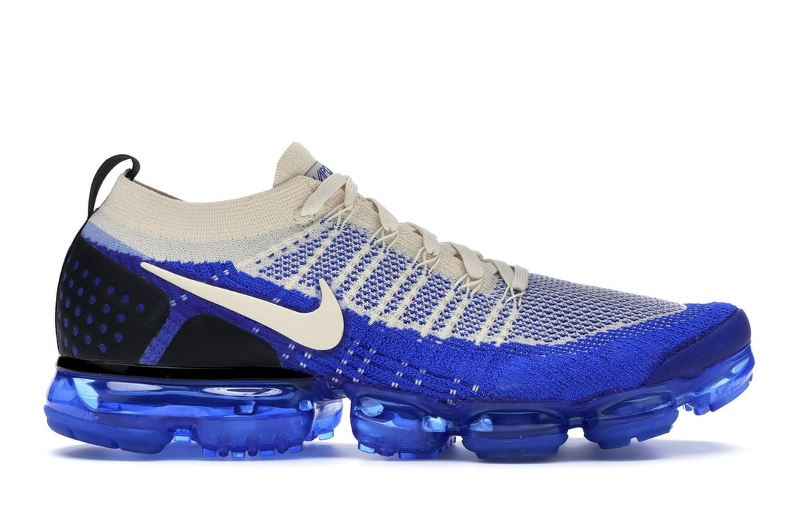 Sell. or Ask. Size  14. View All Bids. Air VaporMax 2 Light Cream Racer Blue d746534c2