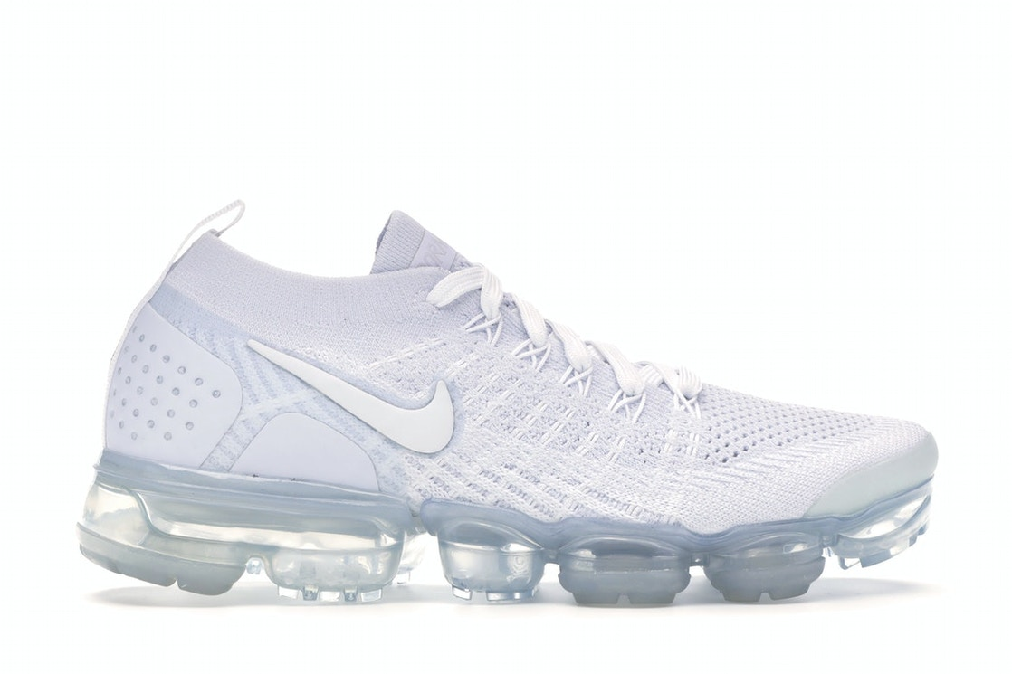 aeeec1fcb3f Sell. or Ask. Size  5.5W. View All Bids. Air VaporMax 2 White Pure Platinum  ...