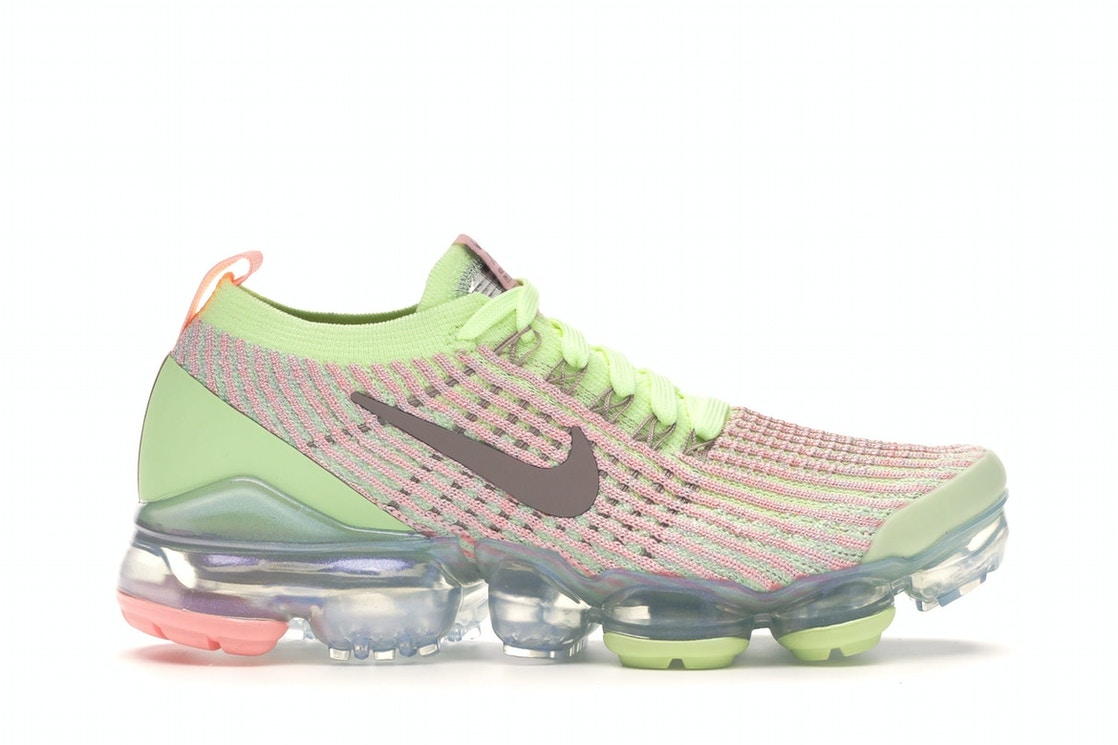 389d3ed02c Sell. or Ask. Size: 6W. View All Bids. Air VaporMax Flyknit 3 Barely Volt  Pink Tint ...