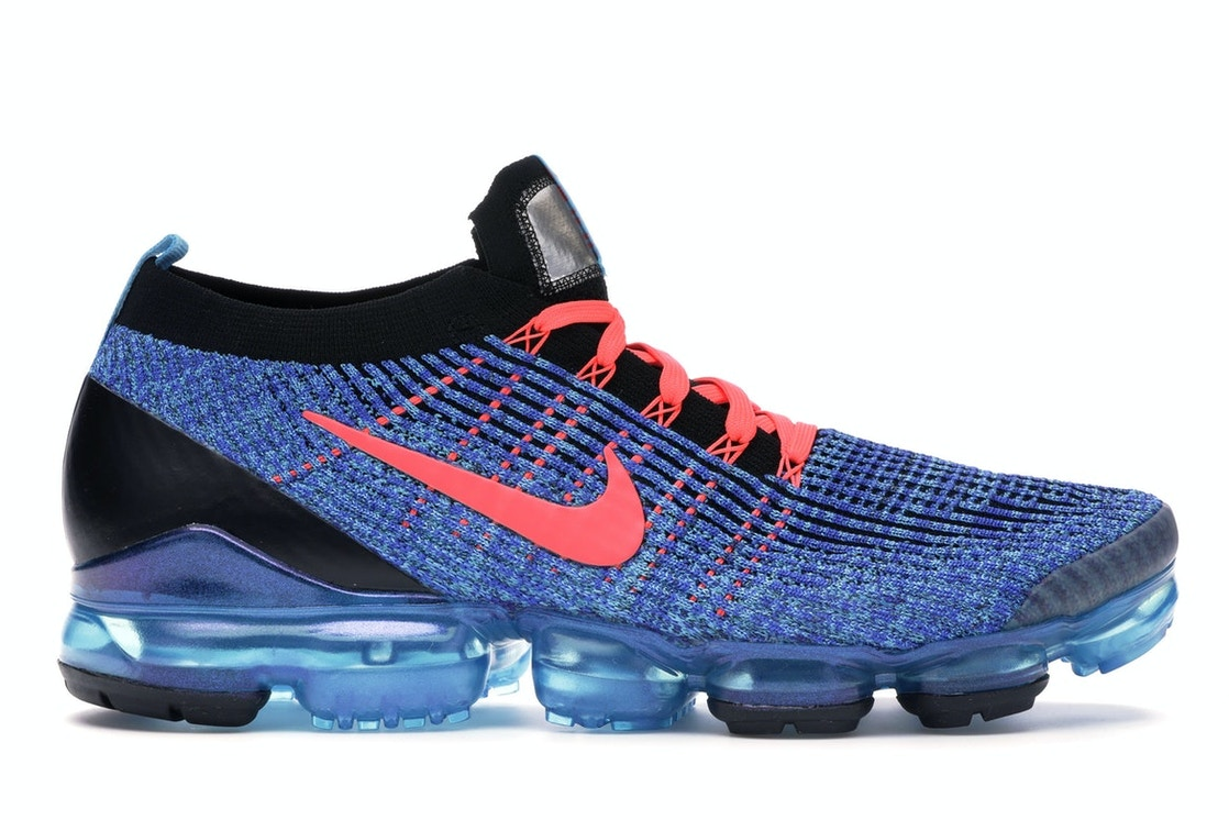 huge selection of 2fdb6 913e3 Air VaporMax Flyknit 3 Blue Fury