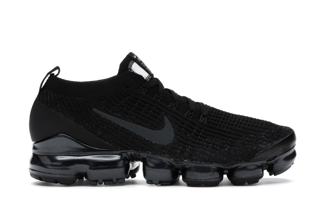 cheaper 574d3 7e184 Air VaporMax Flyknit 3.0 Triple Black