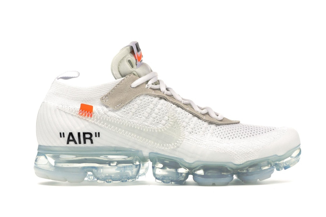 quality design 31db8 6facd Air Vapormax Off White 2018