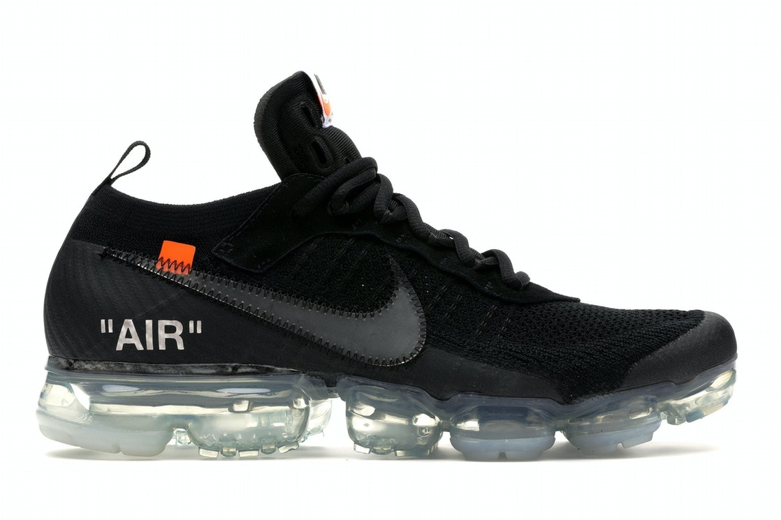 23074a4c688 Air VaporMax Off-White Black - AA3831-002