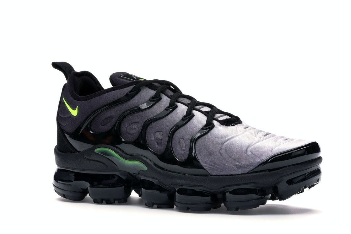 4f056b953e Air VaporMax Plus Black Volt - 924453-009