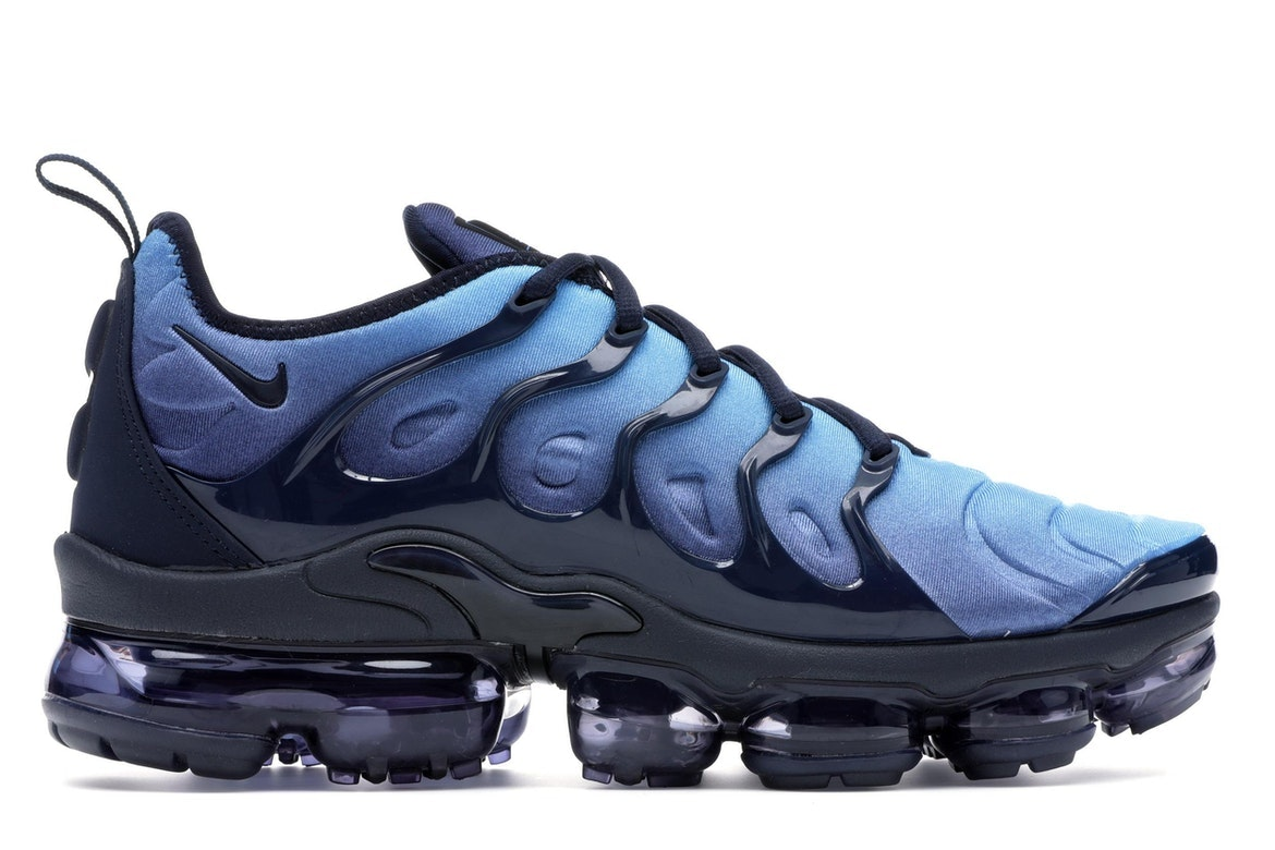 Nike Air Vapormax Plus 'Obsidian & Photo Blue' Release Date