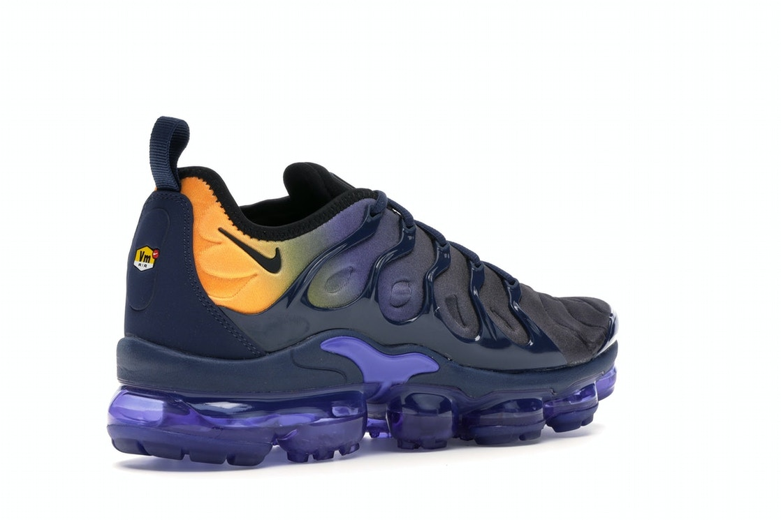hot new products utterly stylish great look Nike Air VaporMax Plus Persian Violet Midnight Navy (W) - AO4550-500