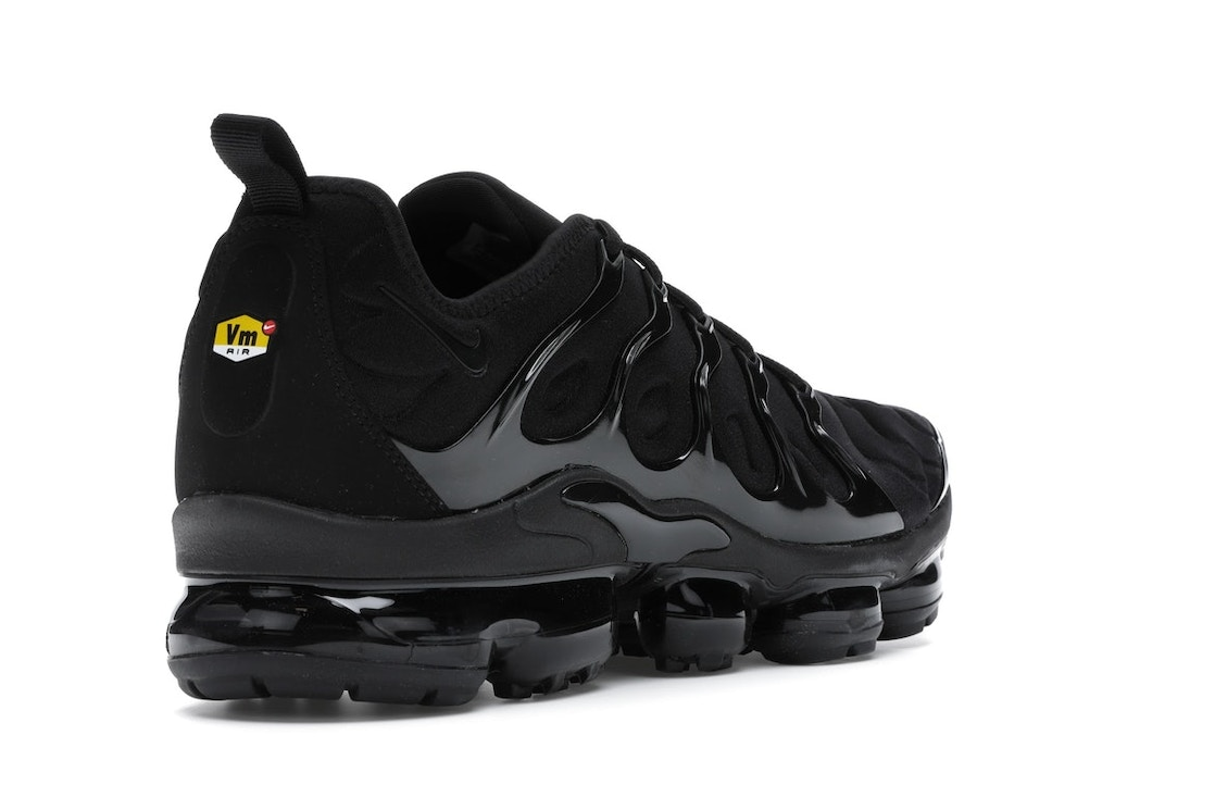 online store 76517 52065 Air VaporMax Plus Triple Black