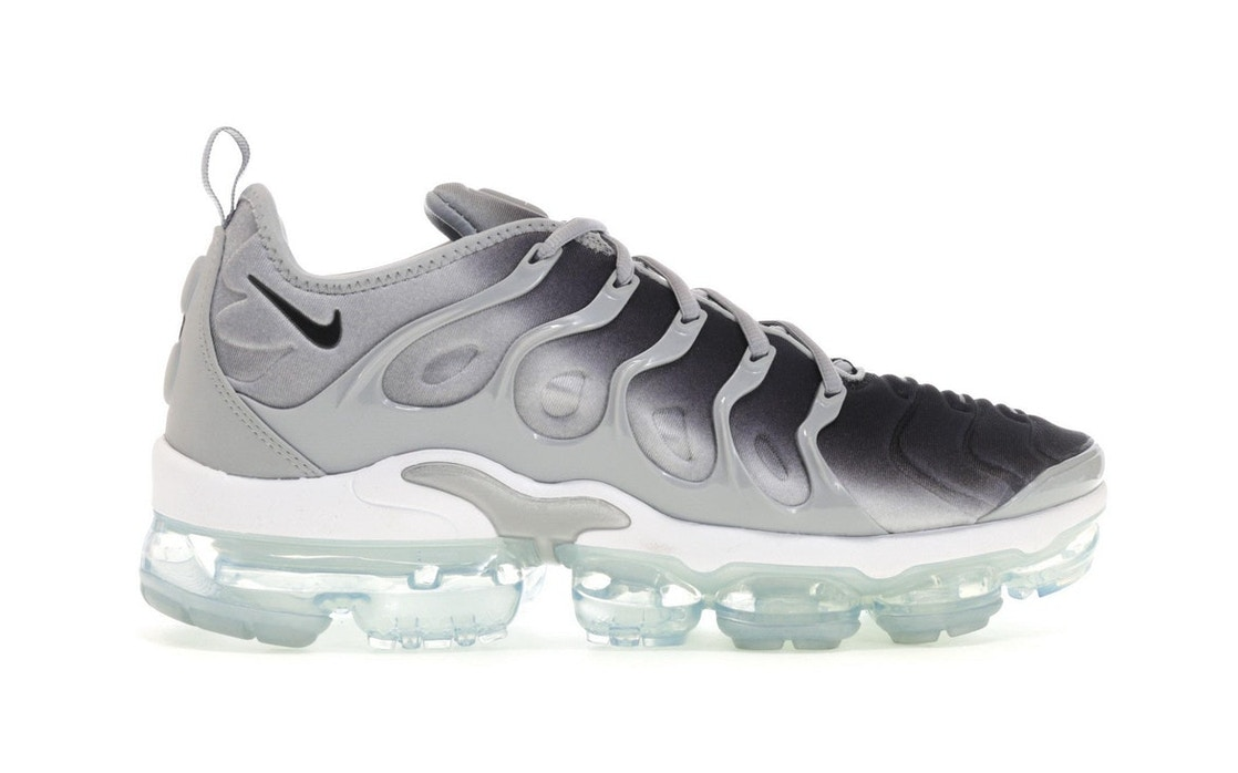 sale retailer d930d 635c3 Air VaporMax Plus Wolf Grey Black