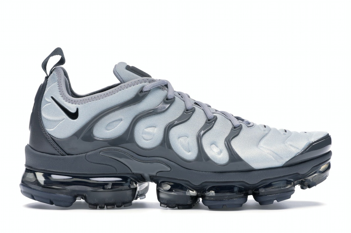 super popular 428a5 c30a9 Air VaporMax Plus Wolf Grey Dark Grey