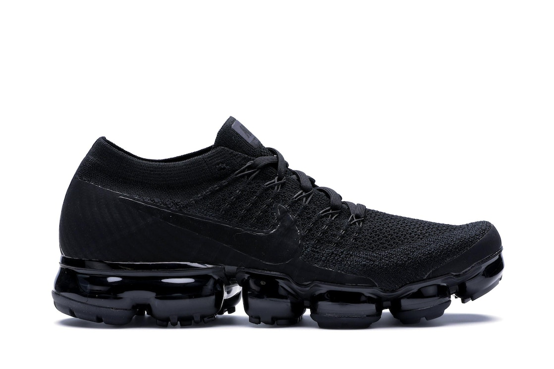 new product b5438 ee2cb Air VaporMax Triple Black 2.0