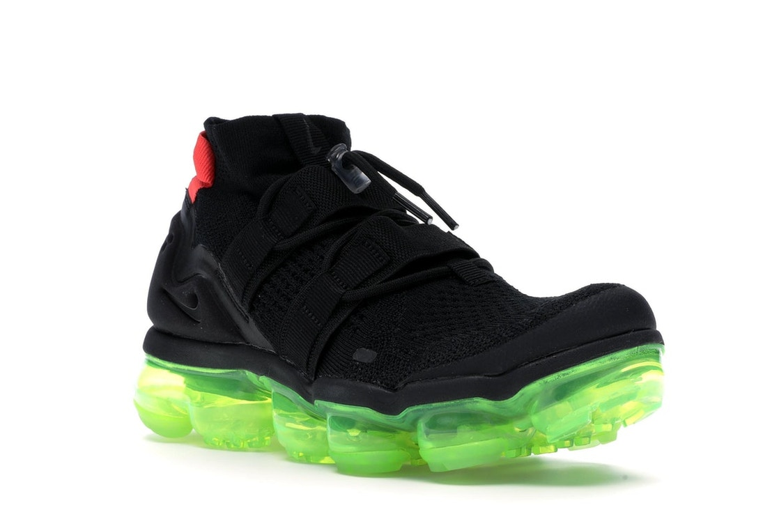 858df89e03 Air VaporMax Utility Black Volt Bright Crimson - AH6834-007