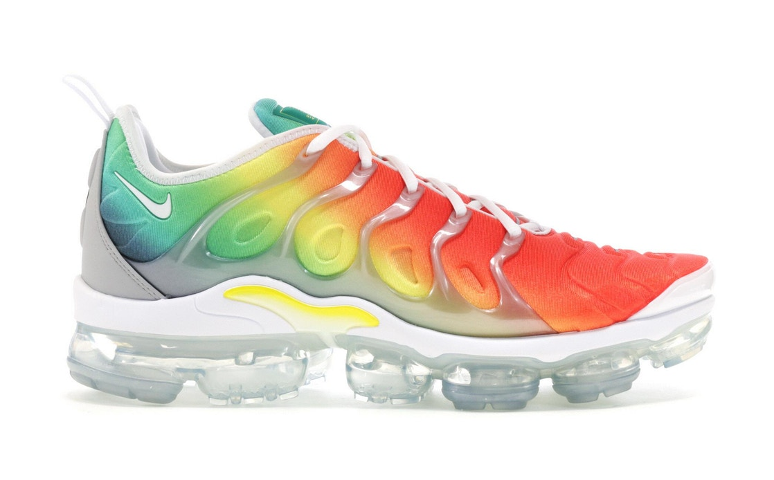 c91b014cbe6 Air VaporMax Plus Rainbow - 924453-103