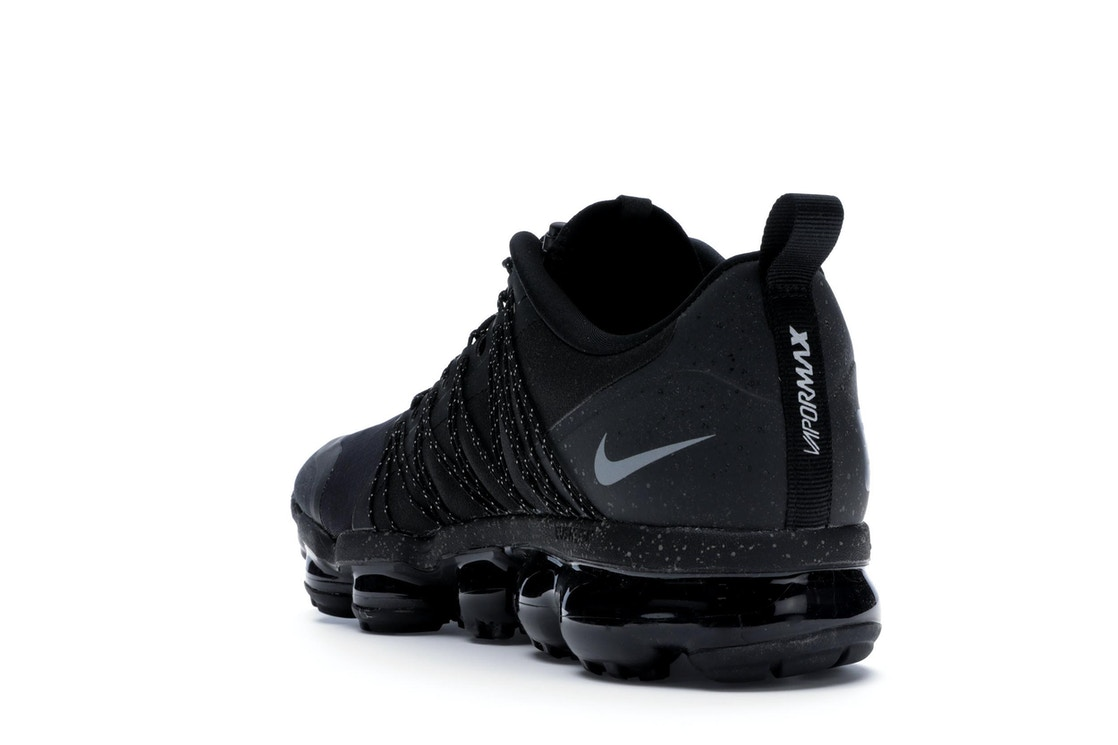 factory authentic f60af 23f96 Air VaporMax Run Utility Black Reflect Silver