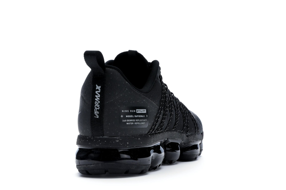 5c6752ed7b901 Air VaporMax Run Utility Black Reflect Silver - AQ8810-003
