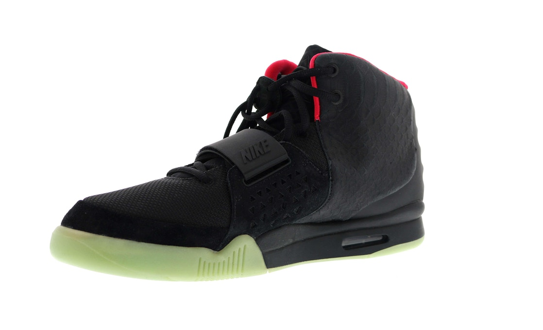 98dc4c33fd10a Air Yeezy 2 Solar Red - 508214-006