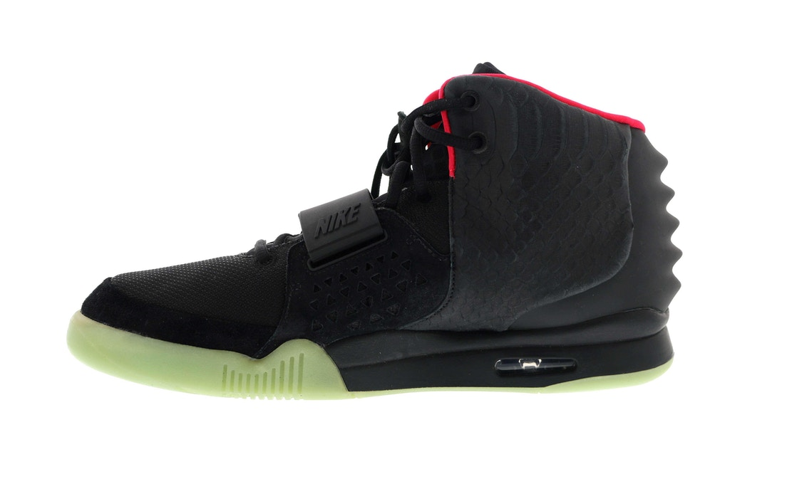 new style c7b1f 45f90 Air Yeezy 2 Solar Red - 508214-006