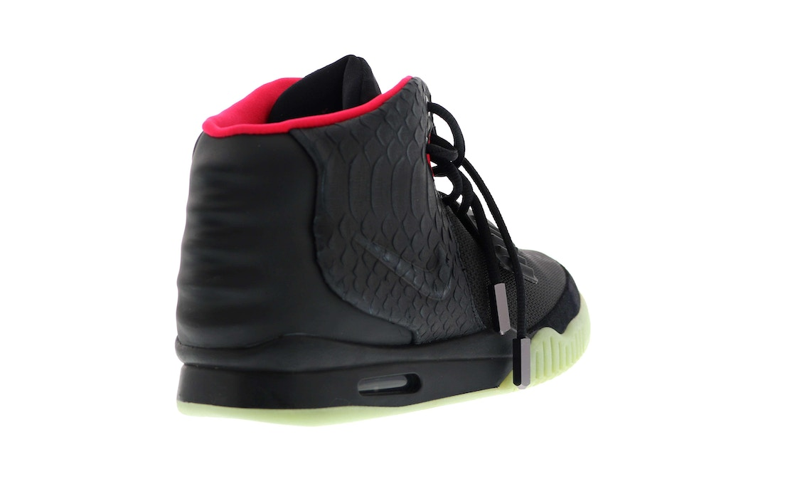 856205e75 Air Yeezy 2 Solar Red - 508214-006