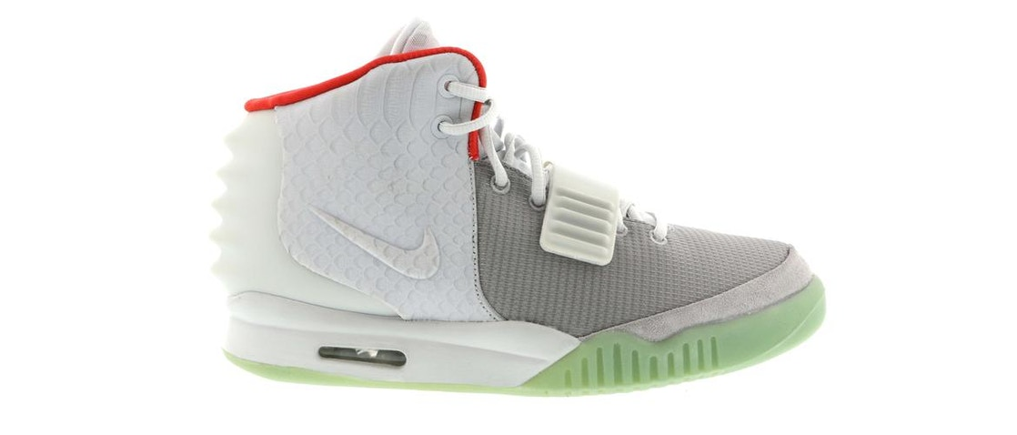 meet 3b6fb ec575 Air Yeezy 2 Pure Platinum - 508214-010