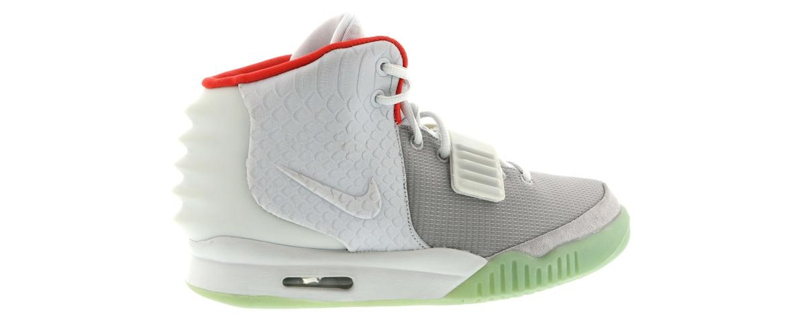 36f991bed Air Yeezy 2 Pure Platinum - 508214-010