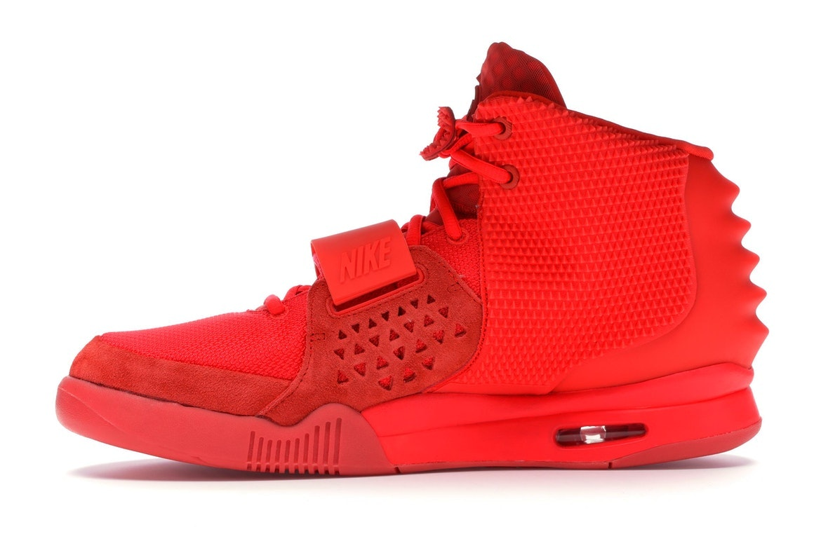 Nike Air Yeezy 2 Red October - 508214-660