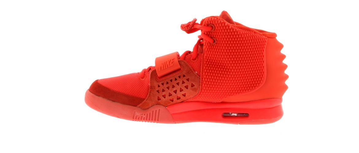 múltiples colores incomparable venta barata ee. inexpensive nike air yeezy 2 rojo october code b8299 cf72d
