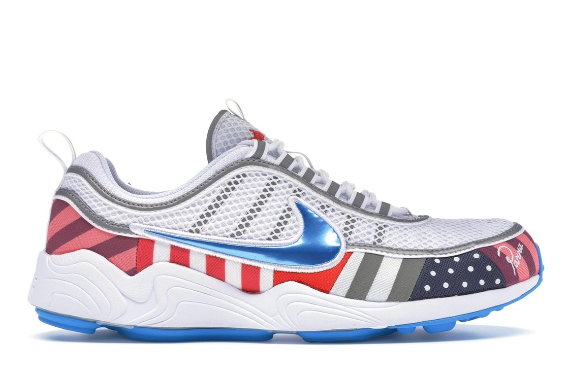 official photos 74e77 016af Air Zoom Spiridon Parra - AV4744-100