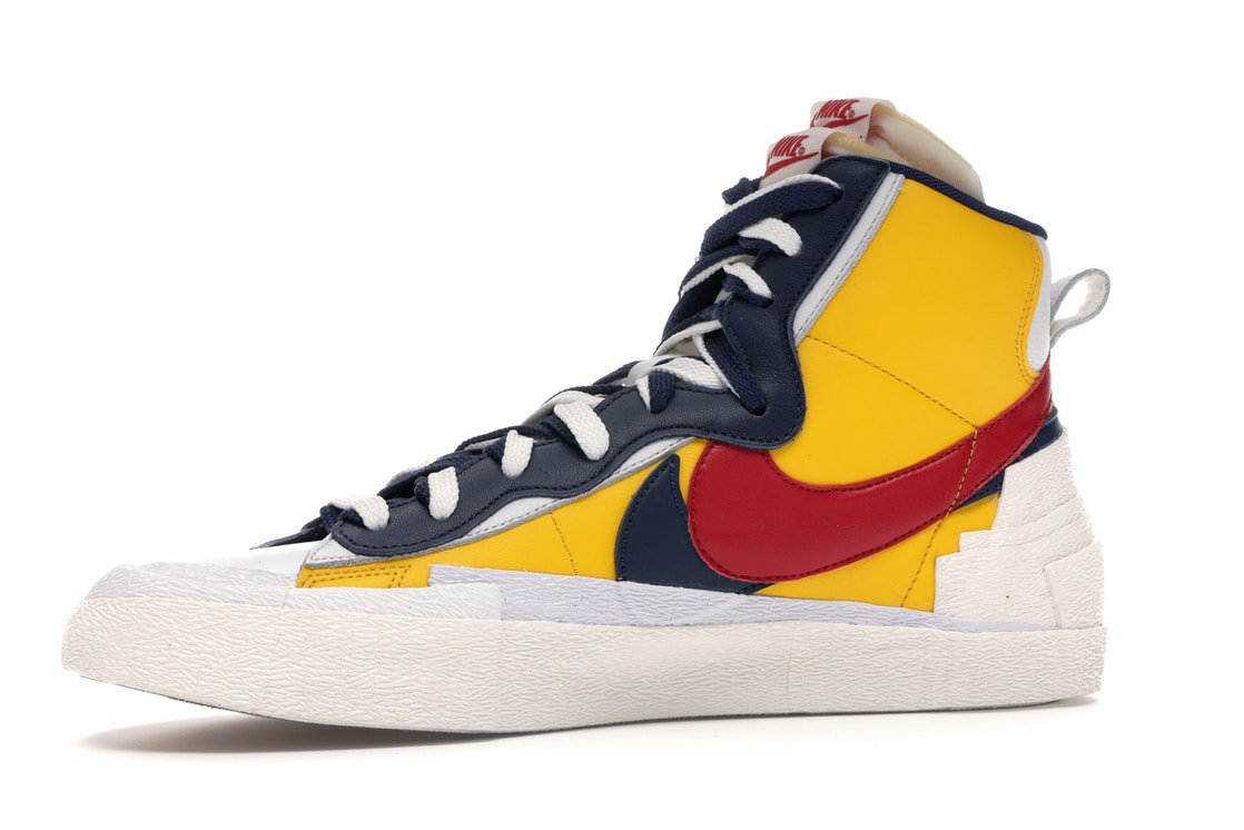 5c0ac4c2 Nike Blazer High sacai Snow Beach - BV0072-700
