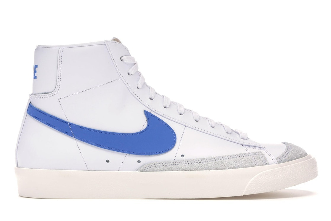 f1bf96570a956 Sell. or Ask. Size: 10. View All Bids. Nike Blazer Mid 77 Pacific Blue