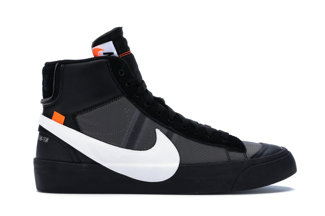 188767f6320a0 Sell. or Ask. Size: 14. View All Bids. Nike Blazer Mid Off-White ...