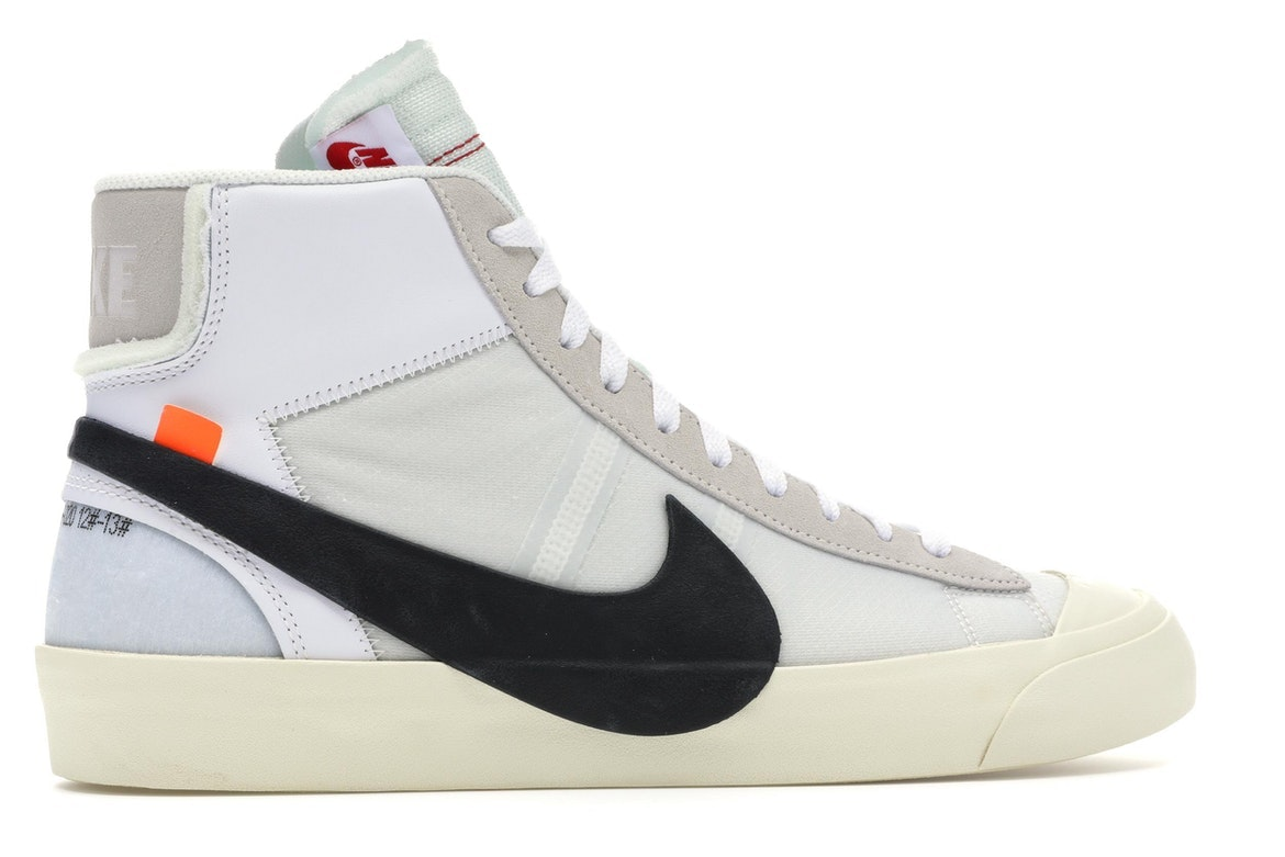 new products 93a45 18702 buy nike blazer perforated suede high top sneakers net a porter 2ea3e  250cb  uk nike blazer mid off white 5a134 85016