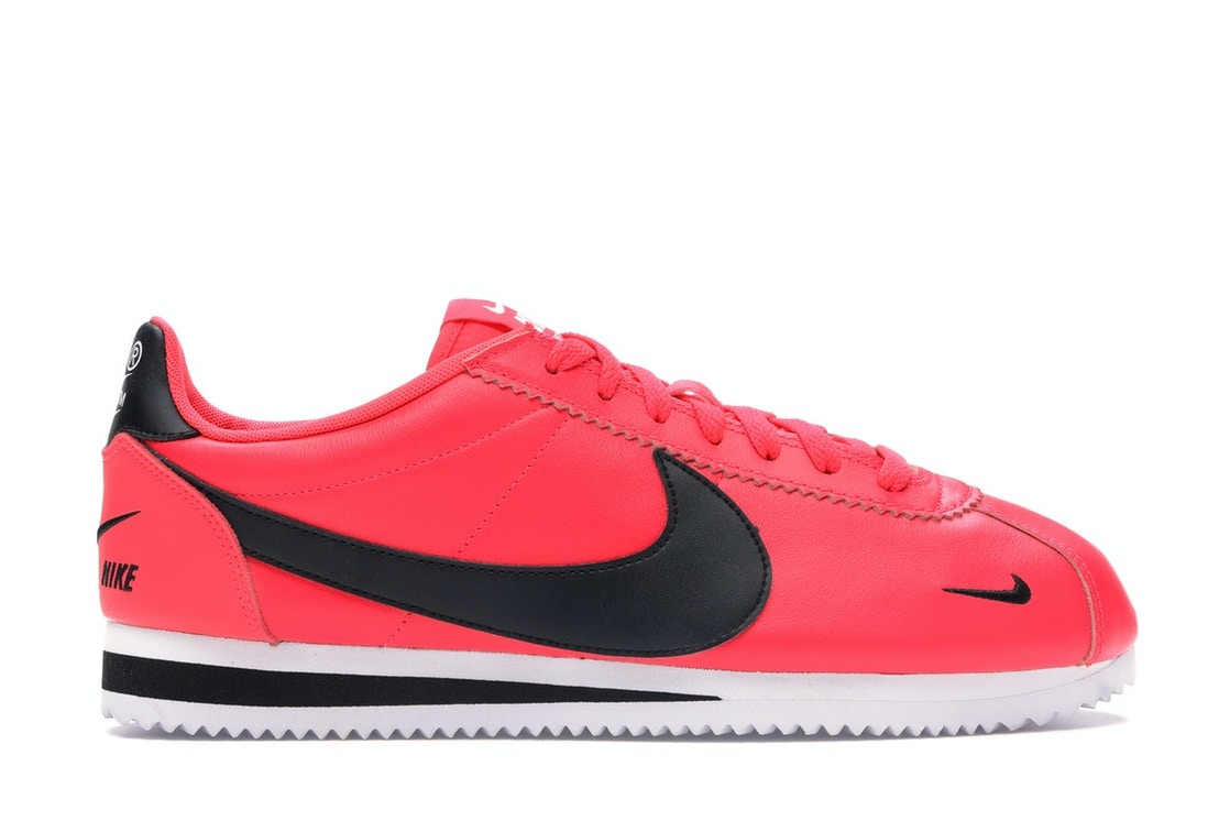 pretty nice b4a4d 5c59d Nike Classic Cortez Overbranding Red Orbit