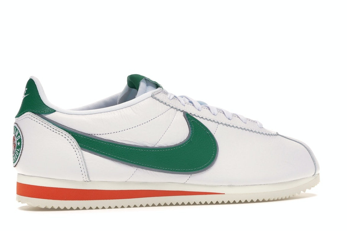first look hot sales top quality Nike Classic Cortez Stranger Things Hawkins High School