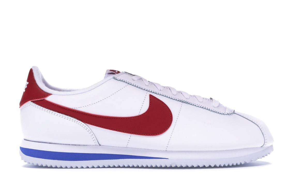ef86f5d2661 Nike Cortez Basic Leather Forrest Gump (2017) - 882254-164