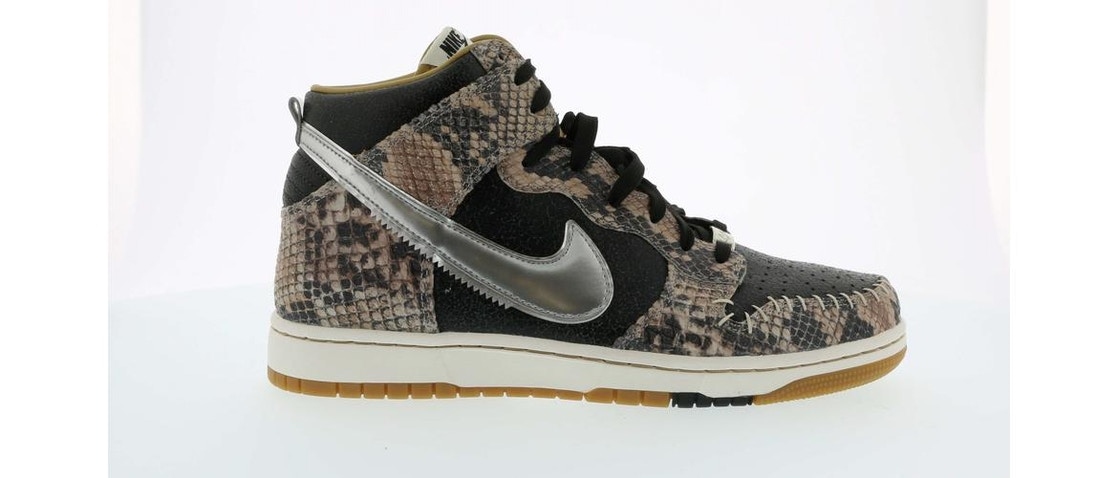 the latest 625c9 cb588 Sell. or Ask. Size: 13. View All Bids. Nike Dunk High CMFT Snakeskin