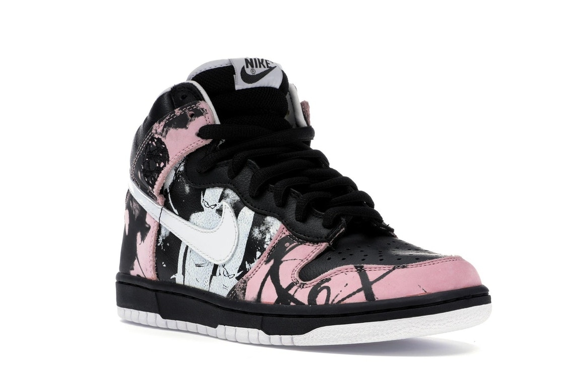 competitive price 94e90 9ba81 Nike Dunk High Pro SB Unkle - 305050-013