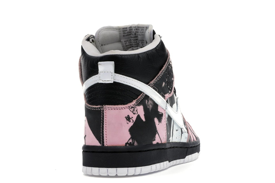 competitive price 5c303 2531e Nike Dunk High Pro SB Unkle - 305050-013