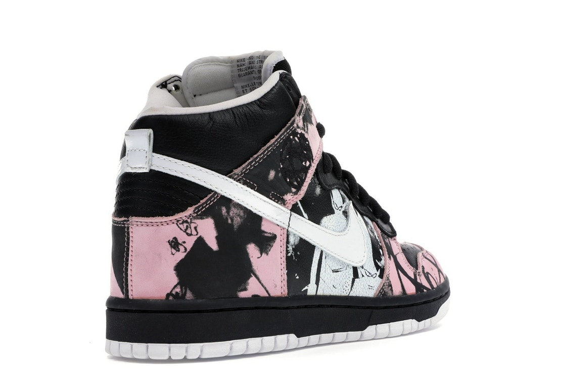 brand new 3fdf3 59fbe ... Dunkle Futura Nike Dunk High Pro SB Unkle - 305050-013 ...