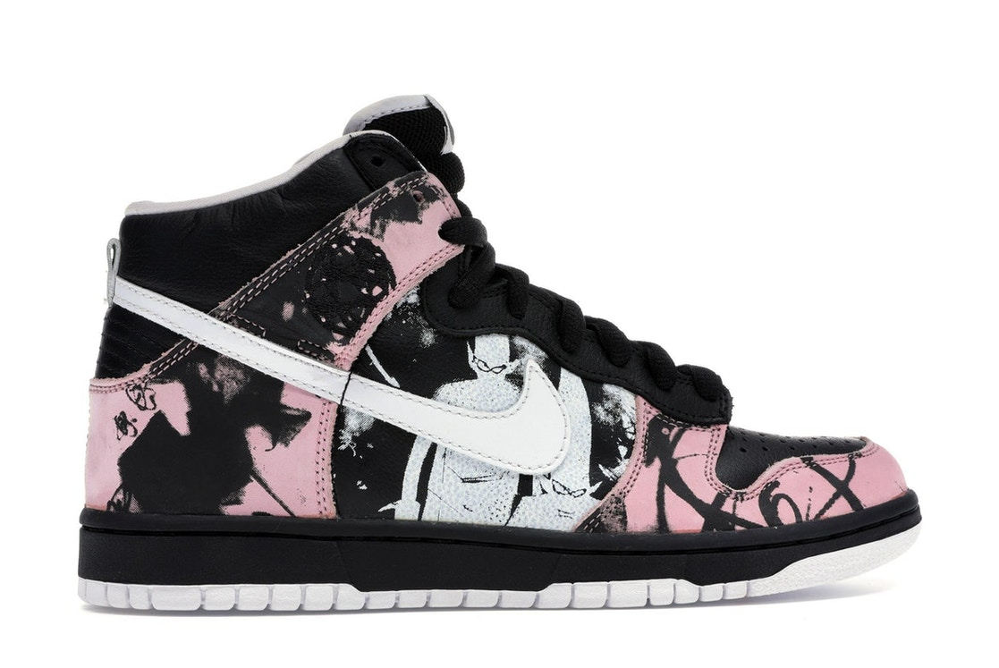 half off 9d137 27d29 ... real 12070 Nike Dunk High Pro SB Unkle .