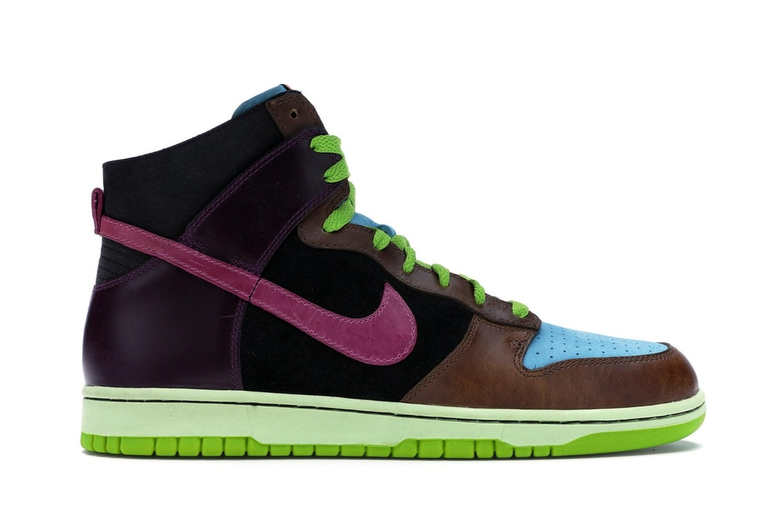 sports shoes 98602 72a45 Nike Dunk High Undefeated - 312205-461