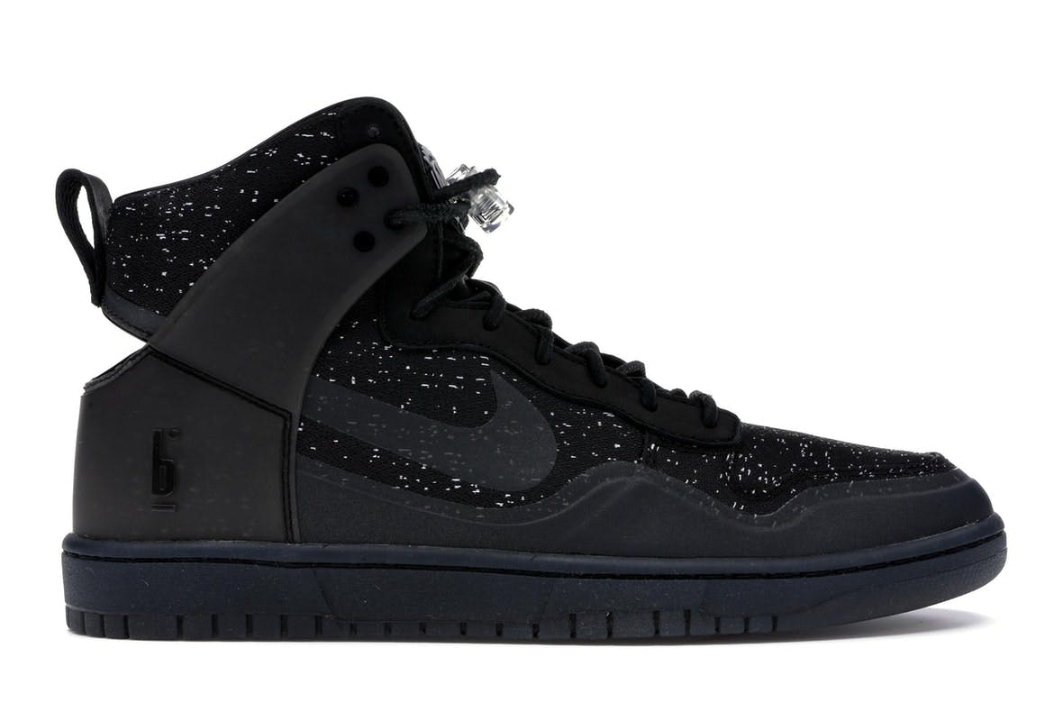 Dunk Lux High Pigalle Black