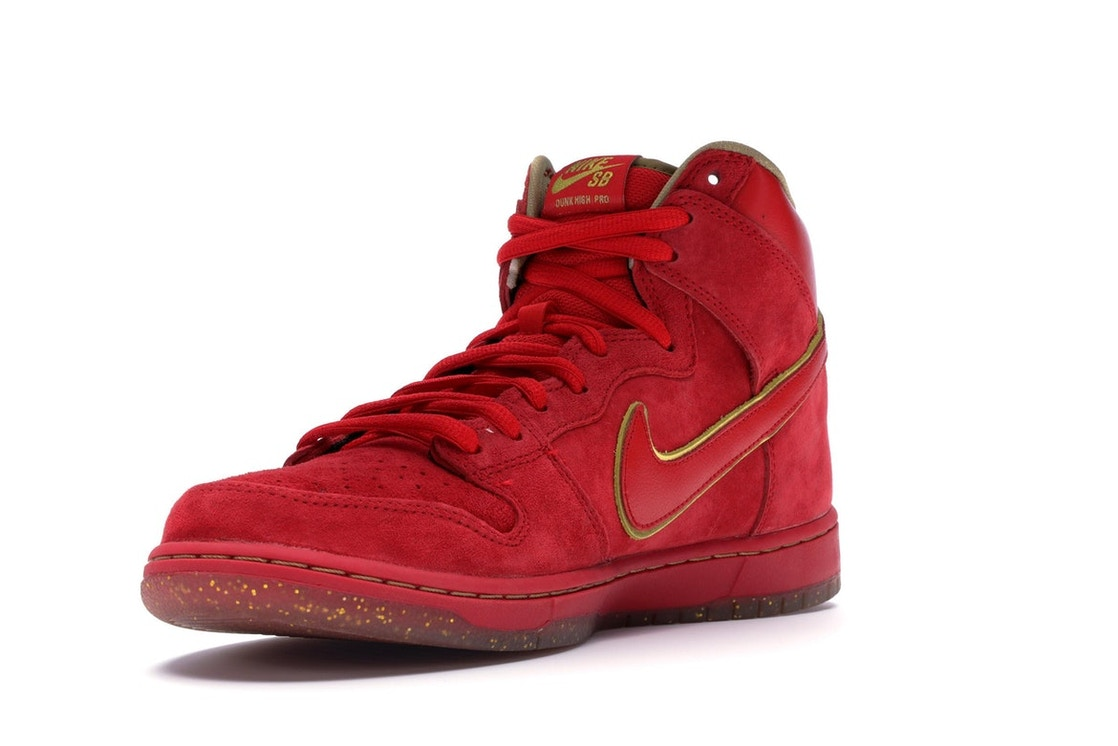 official photos f8573 10408 Nike Dunk SB High Chinese New Year (CNY) - 313171-667