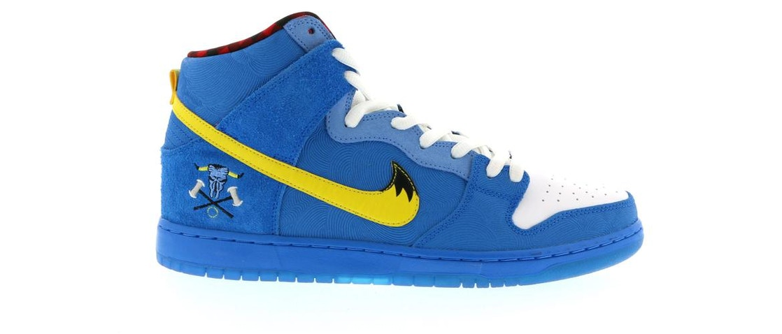 online store e6507 51e9f Sell. or Ask. Size  13. View All Bids. Nike Dunk SB High Familia Blue Ox