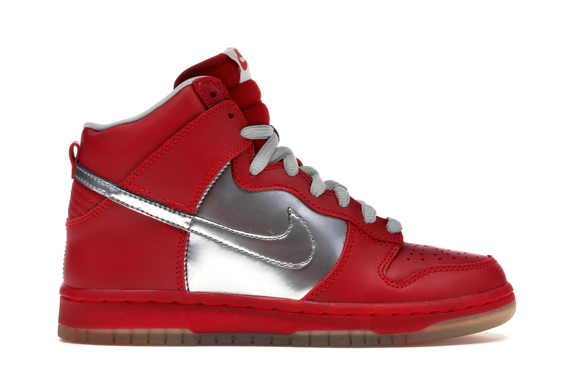 reputable site 33845 c762b Nike Dunk SB High Mork & Mindy